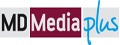 MD Media plus Logo